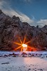 Sunshine through a hole (itos2011) Tags: sunset bigsur keyholerock