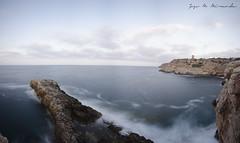 Panorama Cala Figuera (Vagalume Photo) Tags: faro mar torre roca calafiguera