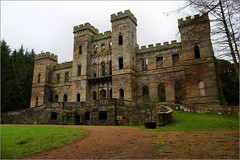 Loudoun Castle (Ben.Allison36) Tags: castle castles scotland scottish loudoun ayrshire