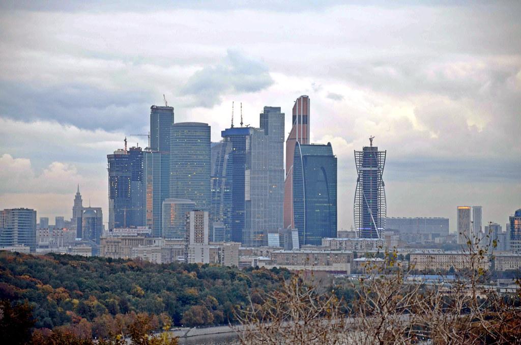 фото: Москва-Сити / Moscow-City