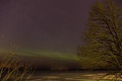 Lapinniemi, Näsijärvi and Some Stars (Wellu Virtanen) Tags: ice night stars lights yö jää tähdet näsijärvi valot tähti tähtiä yöllä valoja näsinneulan pispalan