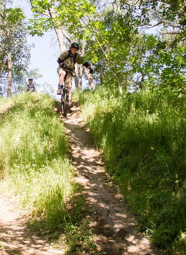 Downhill stunt