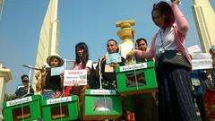 วันสตรีสากล (Prachatai) Tags: ผู้หญิง เลือกตั้ง วันสตรีสากล สิทธิสตรี