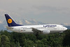 D-ABIA Boeing 737-530 Lufthansa (pslg05896) Tags: gva lsgg geneva ebace dabia boeing737 lufthansa boeing737500