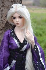 FemJude Khaleesi (animerockstar) Tags: woman game doll dragon juan cosplay egg sid jude kimono bjd hybrid thrones khaleesi iplehouse nyid femjude
