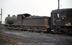 1963 - J27 at Darlington.. (Robert Gadsdon) Tags: geotagged steam darlington 1963 withdrawn 060 scrapped lner nre j27 65830 d3672 deshunter geo:lat=54526492445633664 geo:lon=15427637100219727