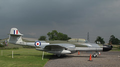 My Contemporary (likrwy) Tags: airplane aircraft aviation royal preserved newark airforce meteor raf gloster winthorpe ws739