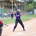 Ridge View softball vs Westwood softball 4-10-15