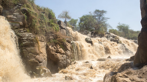 Awash waterfalls, Ethiopia