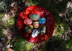 DSC_0546-1 (Chaumurky) Tags: easter folkart eastereggs easteregg paintedeggs pisianki
