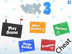 冒險火柴人3:修改版(Vex 3 Cheat)