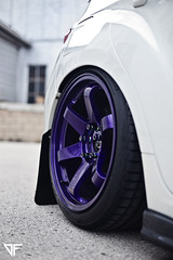 Colleen's GR STi (@Dustin Faulkner) Tags: cars wisconsin grid photography midwest purple low wheels automotive galaxy subaru gr hatch wrx sti carbonfiber slammed stance camber rota airlift swp bagged illest fitment chargespeed fatlace hellaflush canibeat stancenation dustinfaulkner