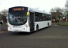 FM30 - FJ07 AAZ (Cammies Transport Photography) Tags: road urban bus eclipse volvo coach fife motors wright 55 stagecoach dunfermline fj07 queensferry rosyth in aaz fm30 ferrymill fj07aaz