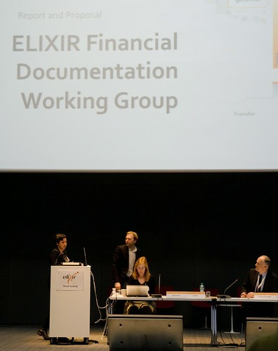 ELIXIR Board meeting April 2015