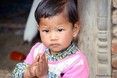 Rostros nepalíes 19 (alanchanflor) Tags: canon pobreza nepal saludo nemaste