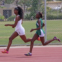 D123865S (RobHelfman) Tags: sports losangeles track fremont highschool trackmeet crenshaw