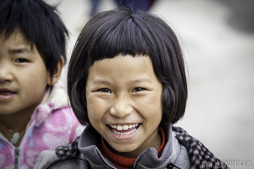 Dziecięcy uśmiech