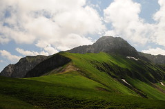 Switzerland July 2016 (irina_h) Tags: mountains trekking hiking alps alpine lake clouds switzerland holiday trip travel summer green