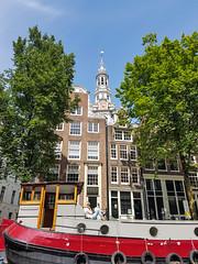 Amsterdam 07/2016 (ChristopherWildzeisz) Tags: vacation sky holland amsterdam river grachten