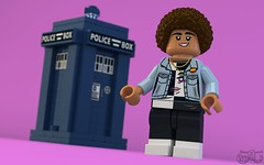 LEGO Doctor Who - Bill (Concorer) Tags: clara pink school jenna brick girl matt toy rebel bill lego fig who character hill group prince mini smith 11 suit peter doctor legos figure danny mackie pearl decal tt 12 minifig coleman 11th tardis coal custom knob 12th companion oswald orson dimensions impossible moffat minifigure 2016 oswin capaldi concore trenzalore