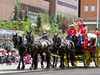 Faces of the 2016 Calgary Stampede Parade (benlarhome) Tags: canada calgary parade alberta stampede calgarystampede