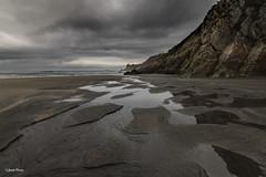 Al mar (SoniaPerea) Tags: sea storm beach clouds landscape mar playa paisaje nubes tormenta nadie