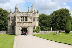 Photo of Lanhydrock - gatehouse