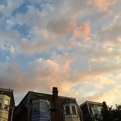 Philly colorful clouds (karenchristine552) Tags: pennsylvania philadelphia universitycity westphiladelphia