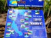 Similan Island, Thailand (Jan-2016) 20-018 (MistyTree Adventures) Tags: seasia thailand outdoor mukosimilannp panasoniclumix similanisland map information board
