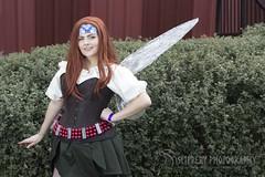 Fairy (1) (Dezmin) Tags: photography cosplay tinkerbell melbourne disney fairy fawn vidia slippery supanova zarinia