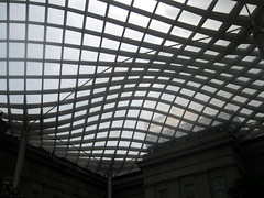 View of Skylight of Robert and Arlene Kogod Courtyard (Autistic Reality) Tags: building art museum architecture portraits greek smithsonian dc washington districtofcolumbia gallery district si capital center columbia structure normanfoster portraiture npg nationalportraitgallery institution revival smithsonianinstitution greekrevival saam portraitgallery americanart patentoffice robertmills adolfcluss thomasuwalter smithsonianamericanartmuseum oldpatentofficebuilding americanartmuseum patentofficebuilding donaldwreynoldscenter donaldwreynoldscenterforamericanartandportraiture donaldwreynolds americanportraiture hartmancoxarchitects grunleywalshconstructionco