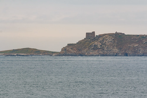 Fort des Sept-Îles, archipel des Sept-Îles