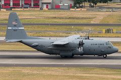 Derby 87 (sabian404) Tags: portland airport kentucky air guard international national pdx ang lockheed c130 kpdx c130h 11237 911237 165as 123aw