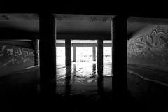 703_3123 (M Falkner) Tags: urban underground concrete tank flood drain management watershed pillars subterranean exploration sewer overflow ue urbex cso draining keelesdale