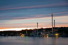 Grona Lund Amusement Park (redmanian) Tags: grona lund amusement park stockholm sweden