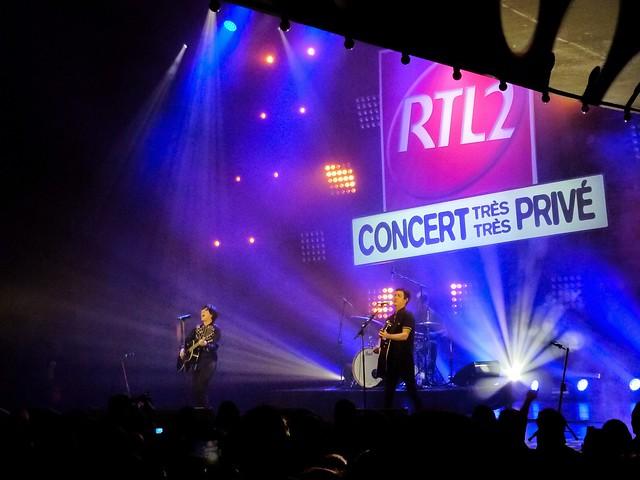 RTL2 - Concert Très Très Privé - Olympia, Paris (2013)