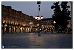 Torino by Night - Luglio 2016 Riccardo Evola 09 (Riccardo Evola) Tags: torino turin night city po murazzi piazzacastello palazzomadama piazzasancarlo piemonte turismo