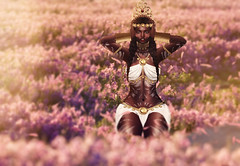 Field of Flowers. (daeberethwen) Tags: delmay fantasygachacarnival fgc fiore labaguette luas milan secondlife truth
