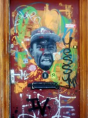 Messy (Quetzalcoatl002) Tags: messy door painted graffity agony streetart wow