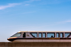 Monorail Monday (MattStemerman) Tags: monorail nikon d750 disneyworld wdw waltdisneyworld disney