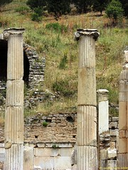 Ephesus_15_05_2008_7 (Juergen__S) Tags: ephesus turkey history alexanderthegreat paulua celcius library romans outdoor antiquity