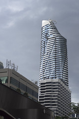 Skycraper (iSam's) Tags: skycraper building bangkok trip thailand architecture architect structure isam 2016