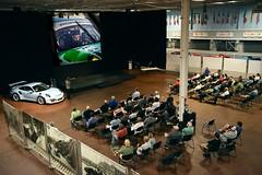 Andy Pilgrim - Porsche Racing