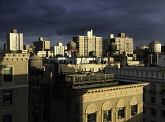 Rooftops I (Joe Josephs: 2,861,655 views - thank you) Tags: joejosephsphotography manhattan newyorkcity urbanlandscape landscape skyline fineartphotography fineartprints nyc colorphotography sky skylines newyorkcityskyline upperwestside buildings architecture