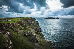 20160930_MG__0571 (Photographsof.com) Tags: rhossilli wormshead llangennith wales walking beach beachscape swansea swanseabay seascape nightphotography nightscape sheep visitwales gower cliffs sea clouds sky skycolours