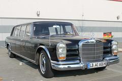 Mercedes 600 Pullmann (1964) / W100 (Mc Steff) Tags: mercedes 600 pullmann w 100 1964 w100 benz breuningerlandsaisonauftakt2014