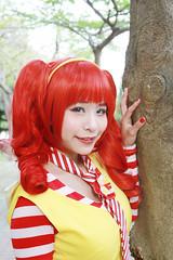 (zellmen) Tags: cosplay sister mcdonalds         mcdonaldssister