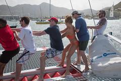 Snorkeling Trip to Prickly Pear Cay and Anguilla (DavezPicts) Tags: vacation water island boat snorkling catamaran caribbean saintmaarten