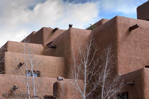Pueblo Revival at Santa Fe