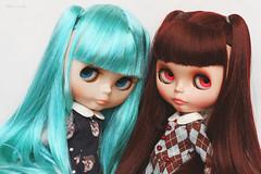 Refia and Miku